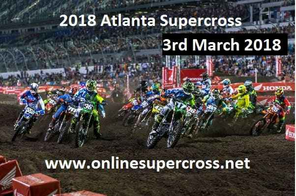 2018 Atlanta Supercross Live