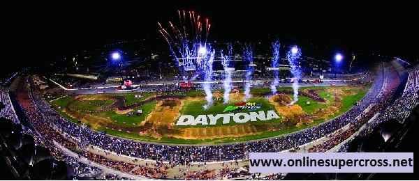 2018 Daytona Monster Energy Supercross Live Stream