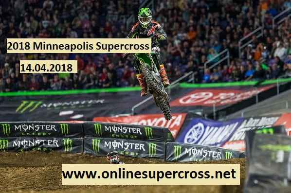 2018 Minneapolis Supercross Live