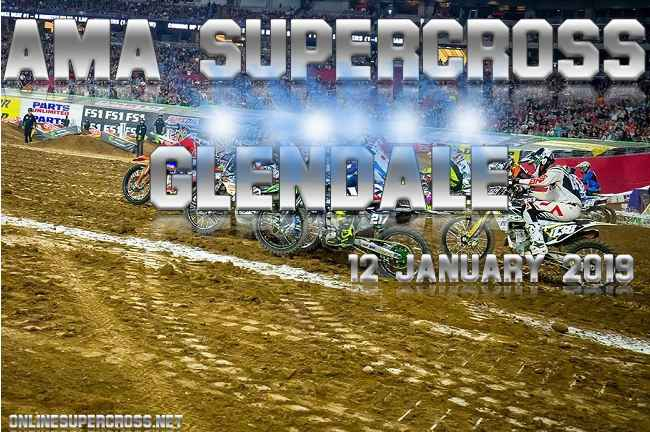 Glendale Supercross 2019 Live Stream