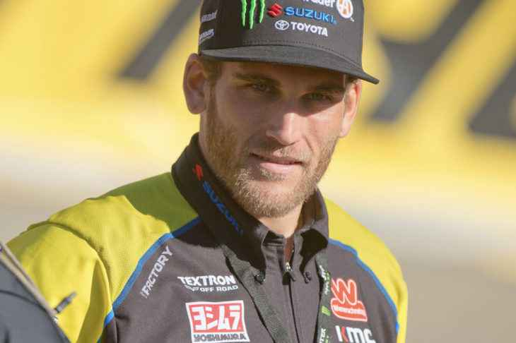 Weston Peick Crashed In Last Main Event SX1