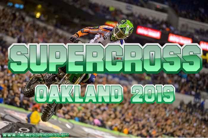 Supercross Oakland 2019 Race Live Stream