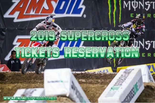 Supercross 2019 Online Tickets Reservation