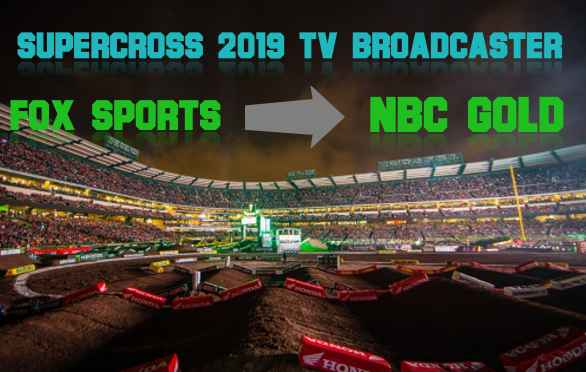 Supercross New Tv Broadcaster For the Year 2019