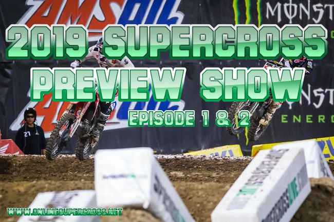 See SX 2019 Episodes 1 and 2 Preview Show