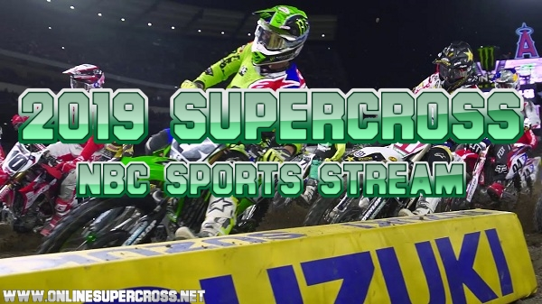 NBC Sports Gold Supercross 2019 TV Stream