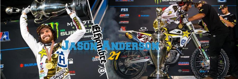 Jason Anderson 21