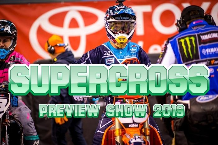 AMA Supercross Preview Full Show 2019
