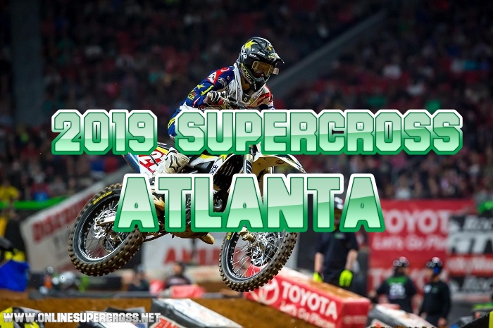Supercross Atlanta Live Stream 2019