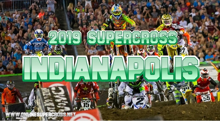 Supercross Indianapolis Live Stream