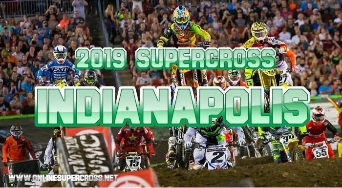 Supercross Indianapolis Live Stream