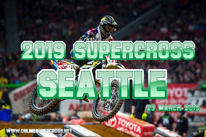 Supercross Seattle Live Stream