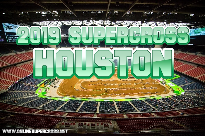 Supercross Houston Live Stream