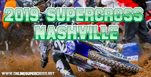 Supercross Nashville Live Stream