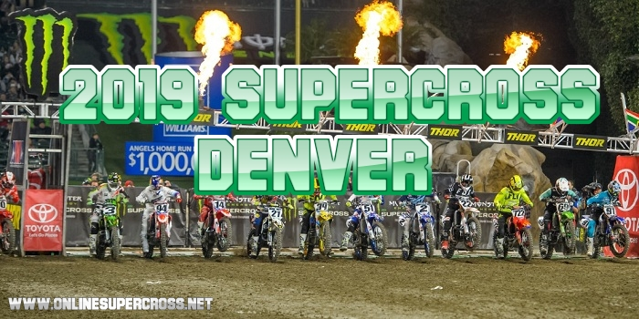 Supercross Denver Live Stream