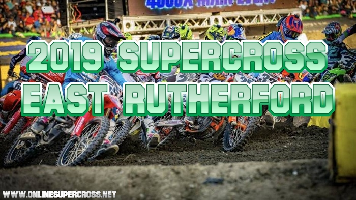 Supercross East Rutherford Live Stream