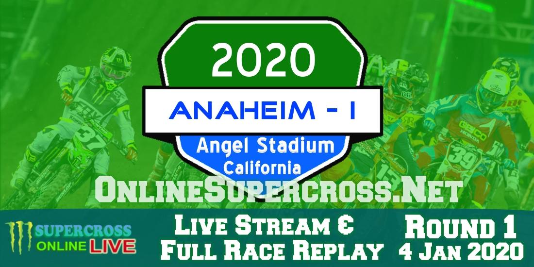 Anaheim Supercross Live