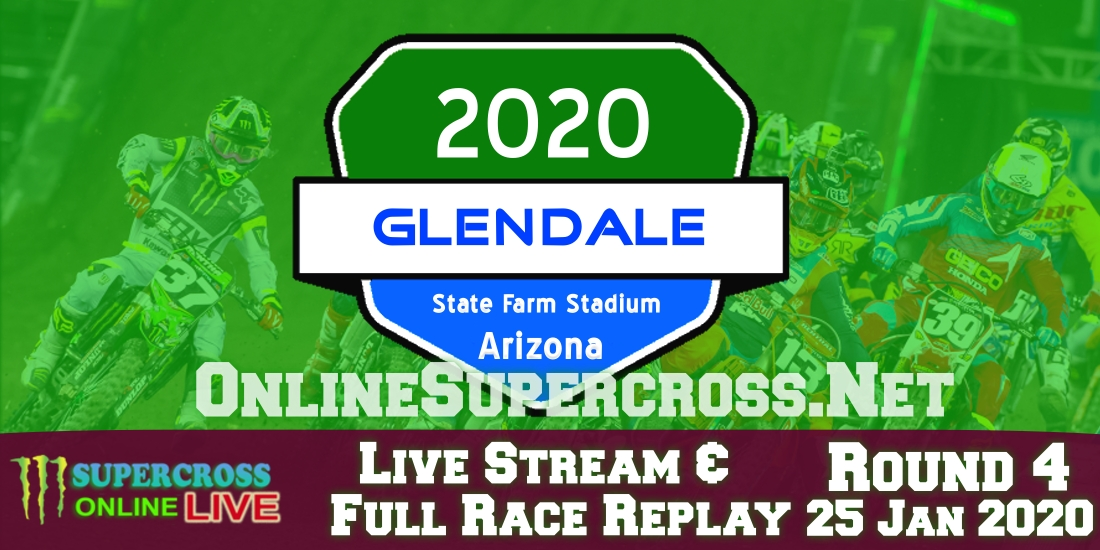 Supercross Glendale Streaming Live