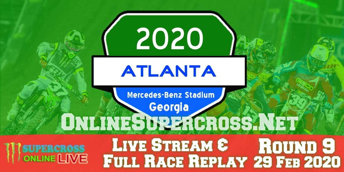 Atlanta Supercross live