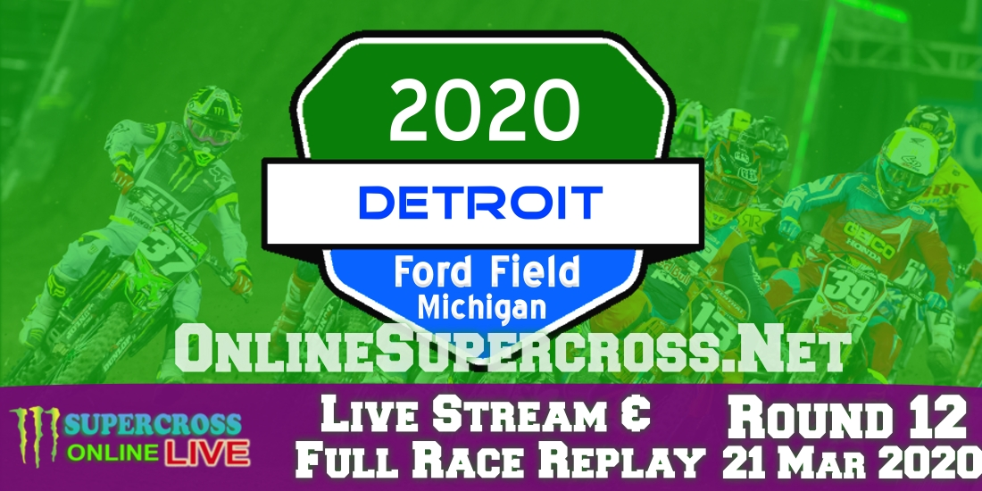 Detroit Supercross Live