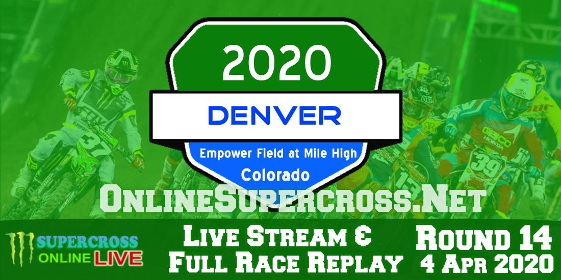 Supercross Denver Live Stream