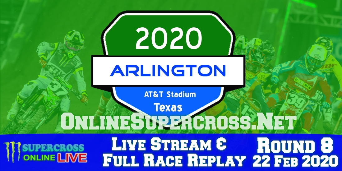 Watch AMA Supercross at Arlington Online