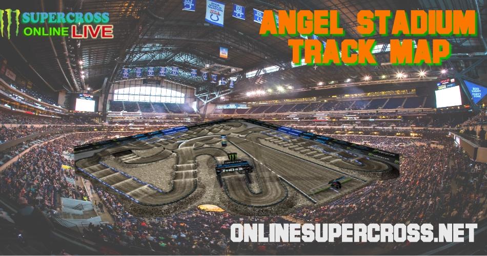 Angel Stadium of Anaheim 2 in Anaheim