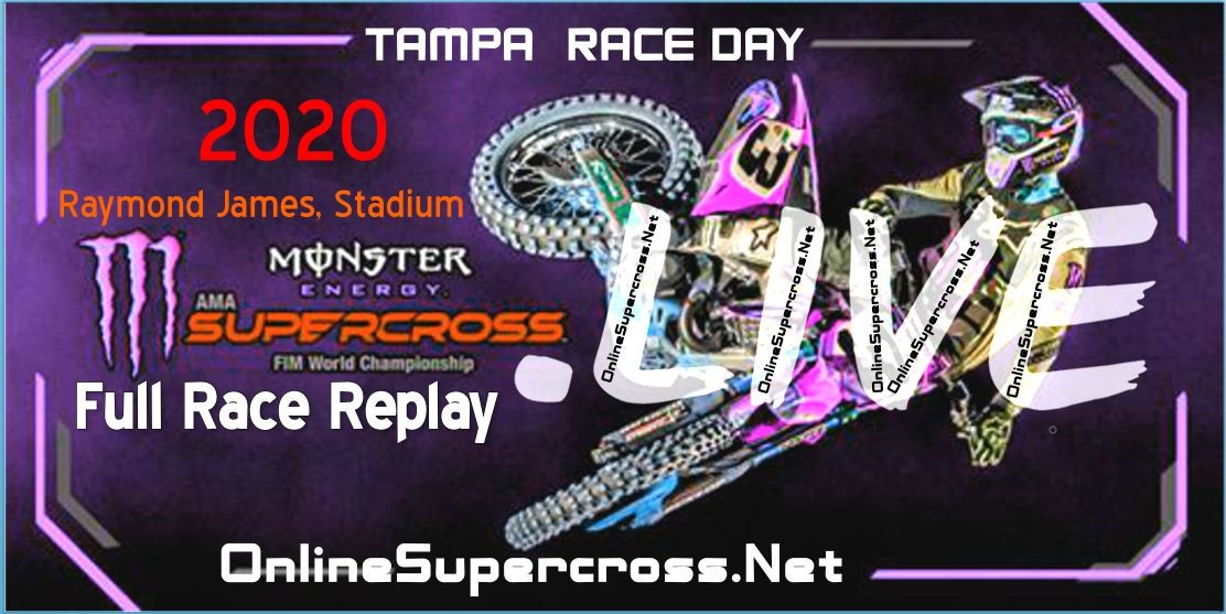 How To Watch Tampa Supercross Live Stream