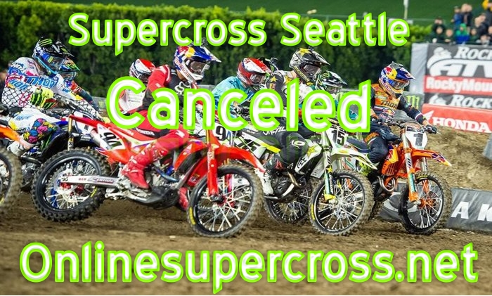 Washington DC ban gatherings which canceled the Seattle Supercross 2020