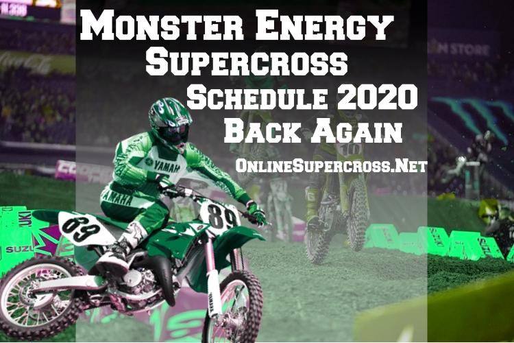Supercross 2020 Season is Back Again