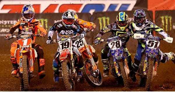 Live 2018 Foxborough AMA Supercross Stream