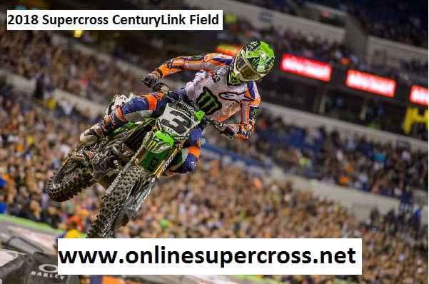 Live Supercross CenturyLink Field Online