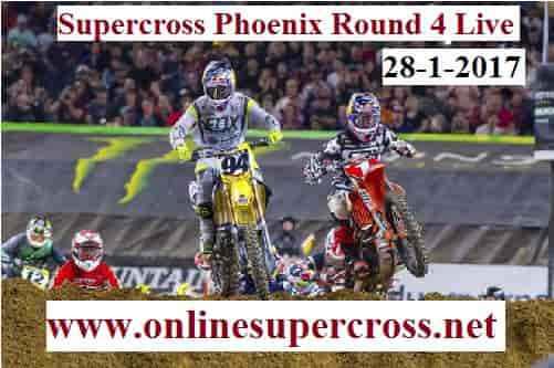 Supercross Phoenix Round 4 Live