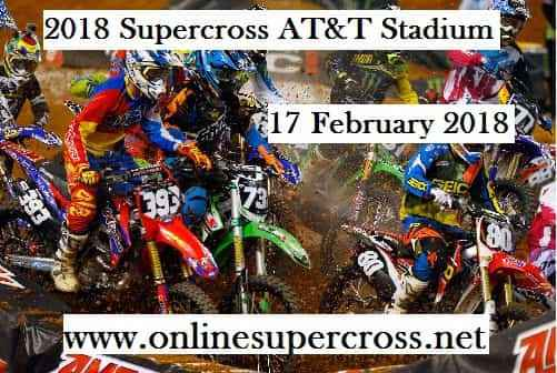 Watch Supercross AT&T Stadium Live