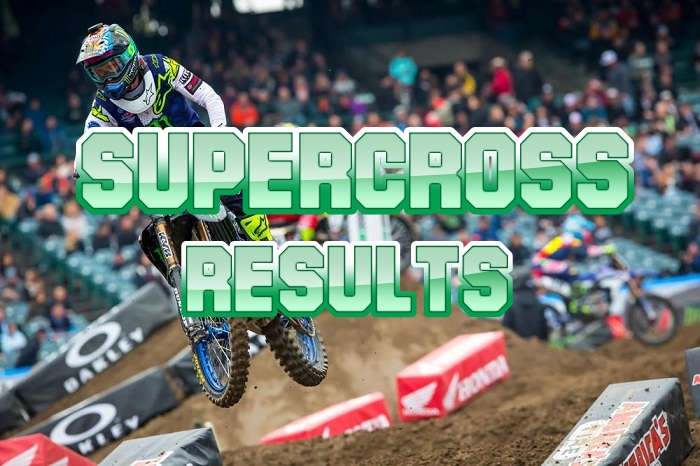 Supercross Results