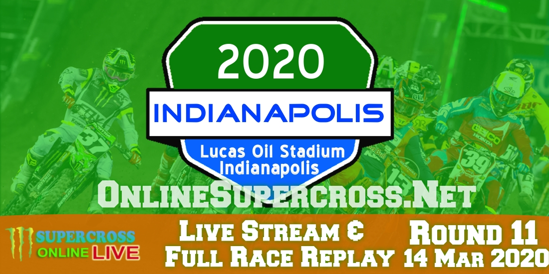 Indianapolis Supercross Live Stream 2020 | Full Race Replay