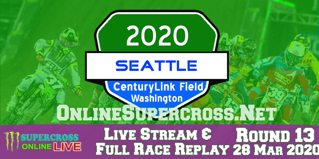Seattle Supercross Live Stream 2020 | Full Race Replay