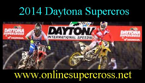 2014 Daytona Supercros