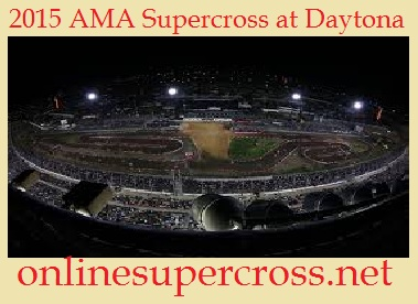 AMA Supercross at Daytona