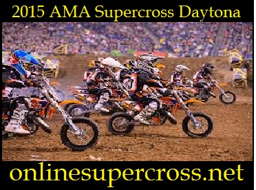 2015 AMA Supercross Daytona