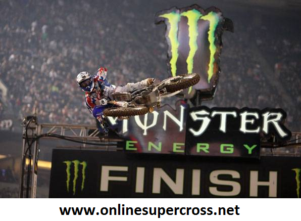 2015 AMA Supercross Houston