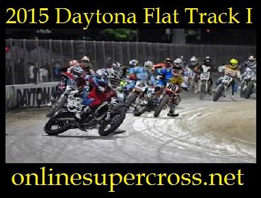 Daytona Flat Track I