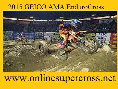 2015 GEICO AMA EnduroCross