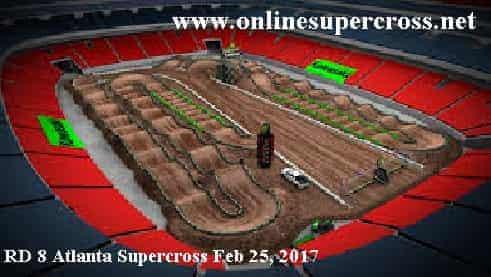 Atlanta Supercross stream