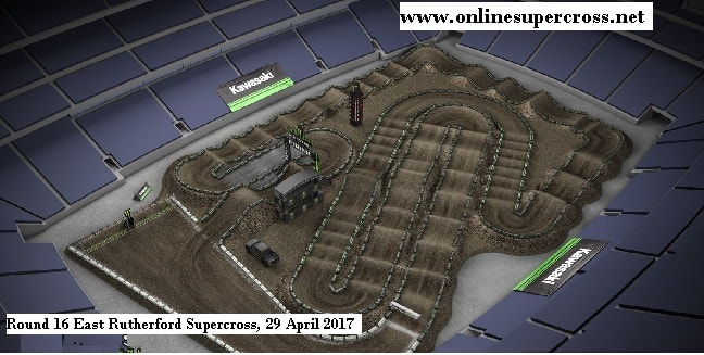 2017 East Rutherford Round 16