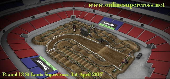 Round 13 St Louis Supercross