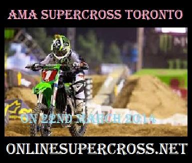 AMA Supercross  Toronto