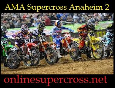 AMA Supercross Anaheim 2