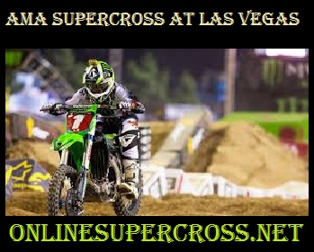 AMA supercross at Las Vegas