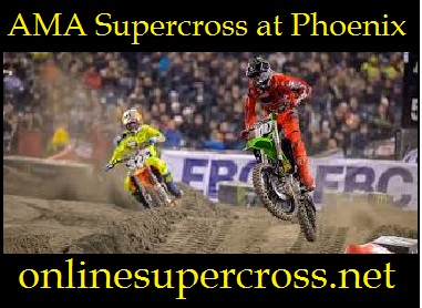 AMA Supercross at Phoenix